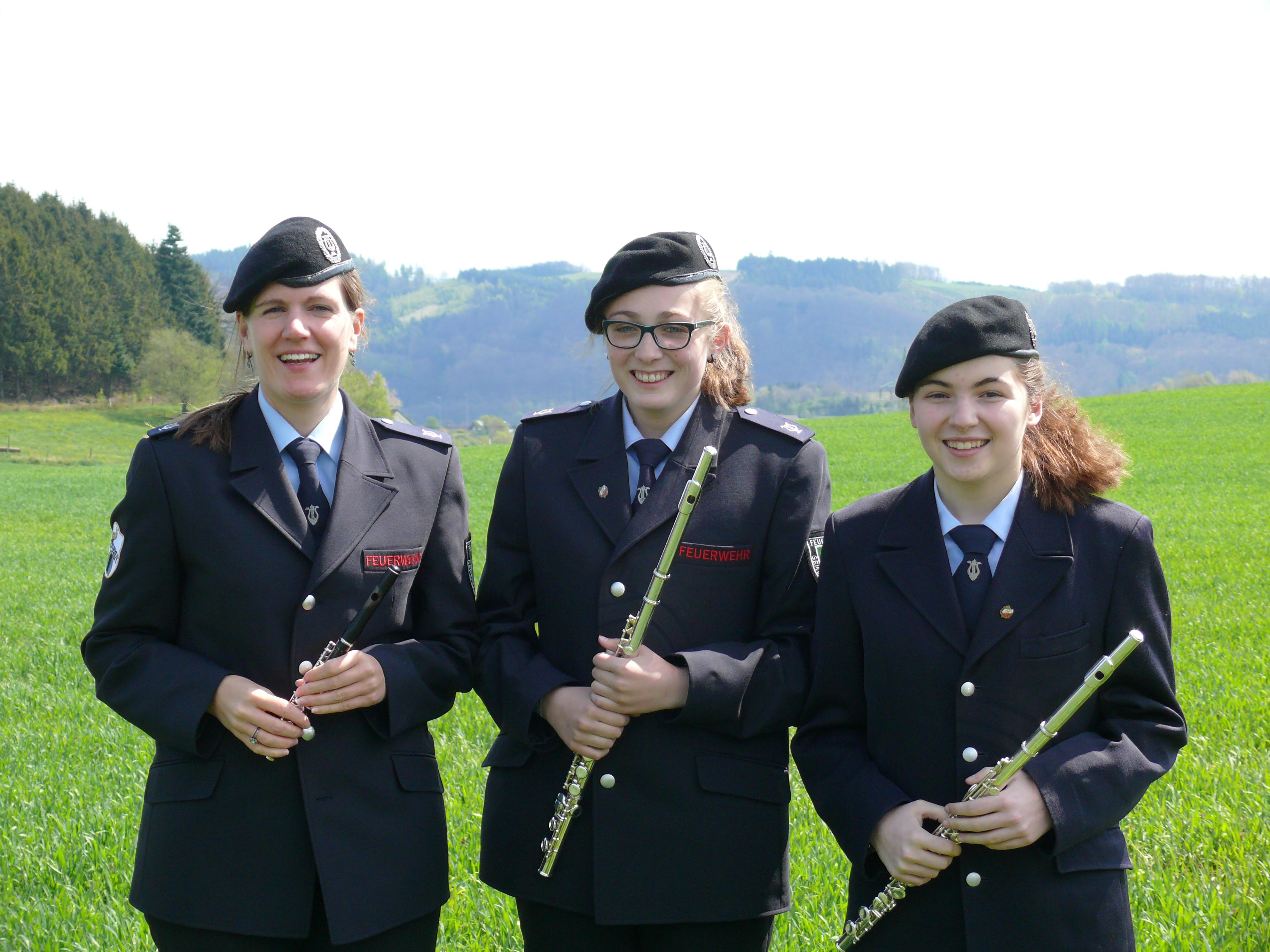 Unsere Flöten