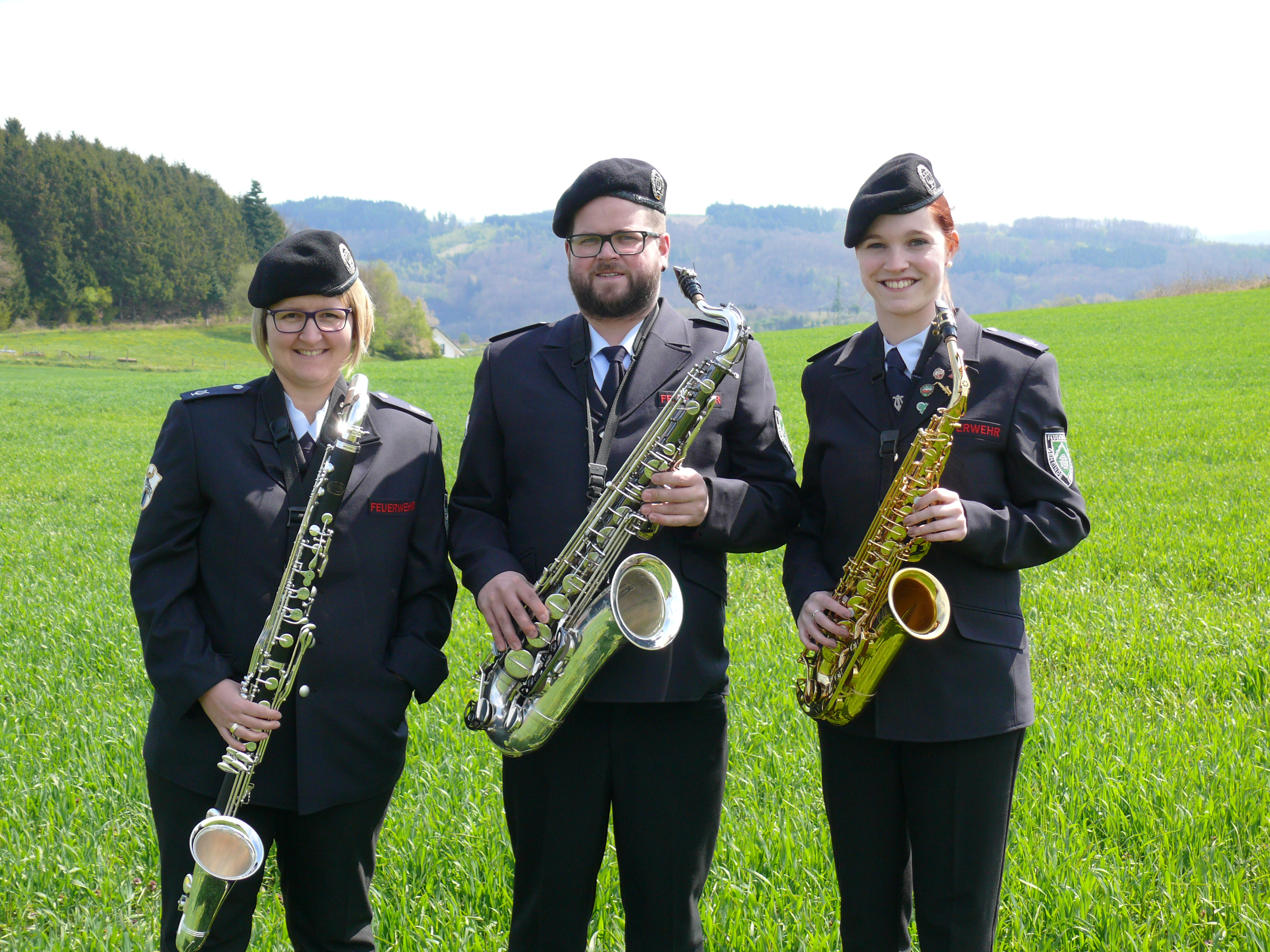 Unsere Saxophone & Tiefholz